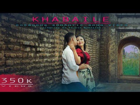 KHABAILE  || koborok romantic  song || official music video 2019 || by Rajesh Murasing  ||