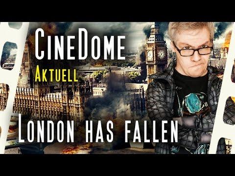 CineDome aktuell - London has fallen - Kritik