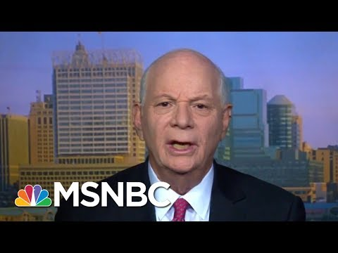 Senator Ben Cardin: Let's First Make Sure Our Dreamers Are Protected | Velshi & Ruhle | MSNBC