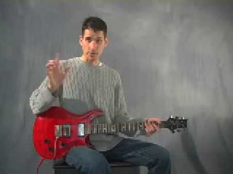 how to play mission impossible theme song on acoustic guitar