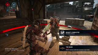 """Gears of War 4 - Ess Helios """"Helios's Misery #1"""" (INSANE CLUTCHES & QUADS ) 🔥🔥🔥 •5k SUBS•"""