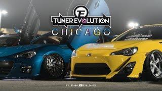 Tuner Evolution Chicago 2018 | Flink Films
