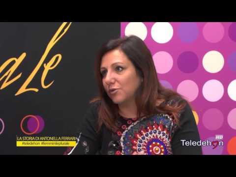 FEMMINILE PLURALE 2015/16: LA STORIA DI ANTONELLA FERRARI