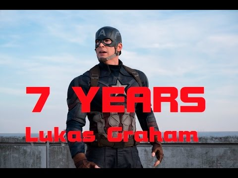 Captain America - 7 Years