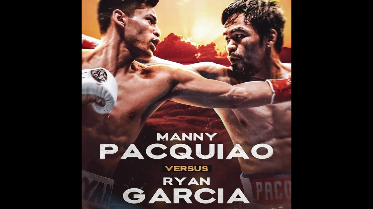 Ryan Garcia says Manny Pacquiao fight is done, but nothing official ...