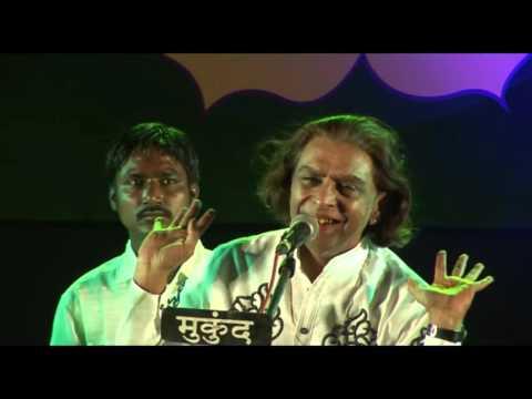 Tujhe Pyaar Karte Karte - Ustad Aslam Sabri Live Program At Raipur Chhattisgarh 2016