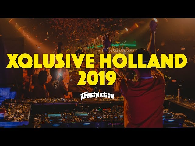 X-Qlusive Holland 2019 - FEESTNATION