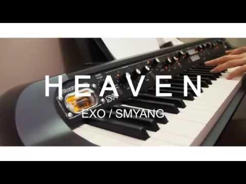 EXO (엑소) - Heaven - Piano Cover 피아노 커버