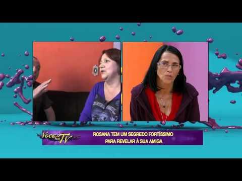 Mulher Destruiu História De Amor Da Amiga Forjando Uma Traição - Você Na TV 24/09/2014