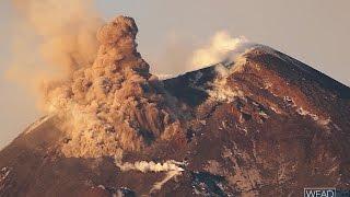 Pyroclastic flow - Etna volcano thumbnail