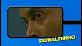 Ronaldinho's Greatest Tricks