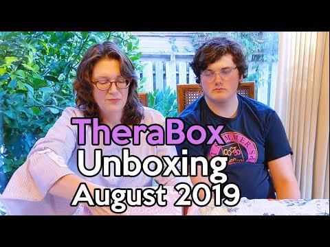 TheraBox Unboxing and Honest Review August 2019