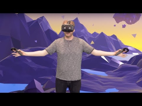 Data Analytics in Virtual Reality… Because Why Not?