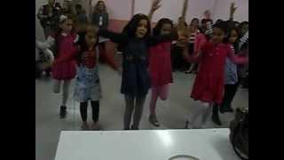 (harika kızlar). dans yarışması elemeleri 1.leri