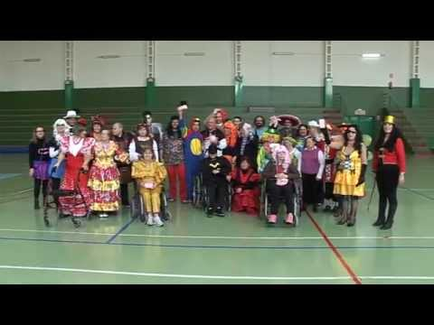 El Centro Ocupacional para Personas con Discapacidad celebra su carnaval
