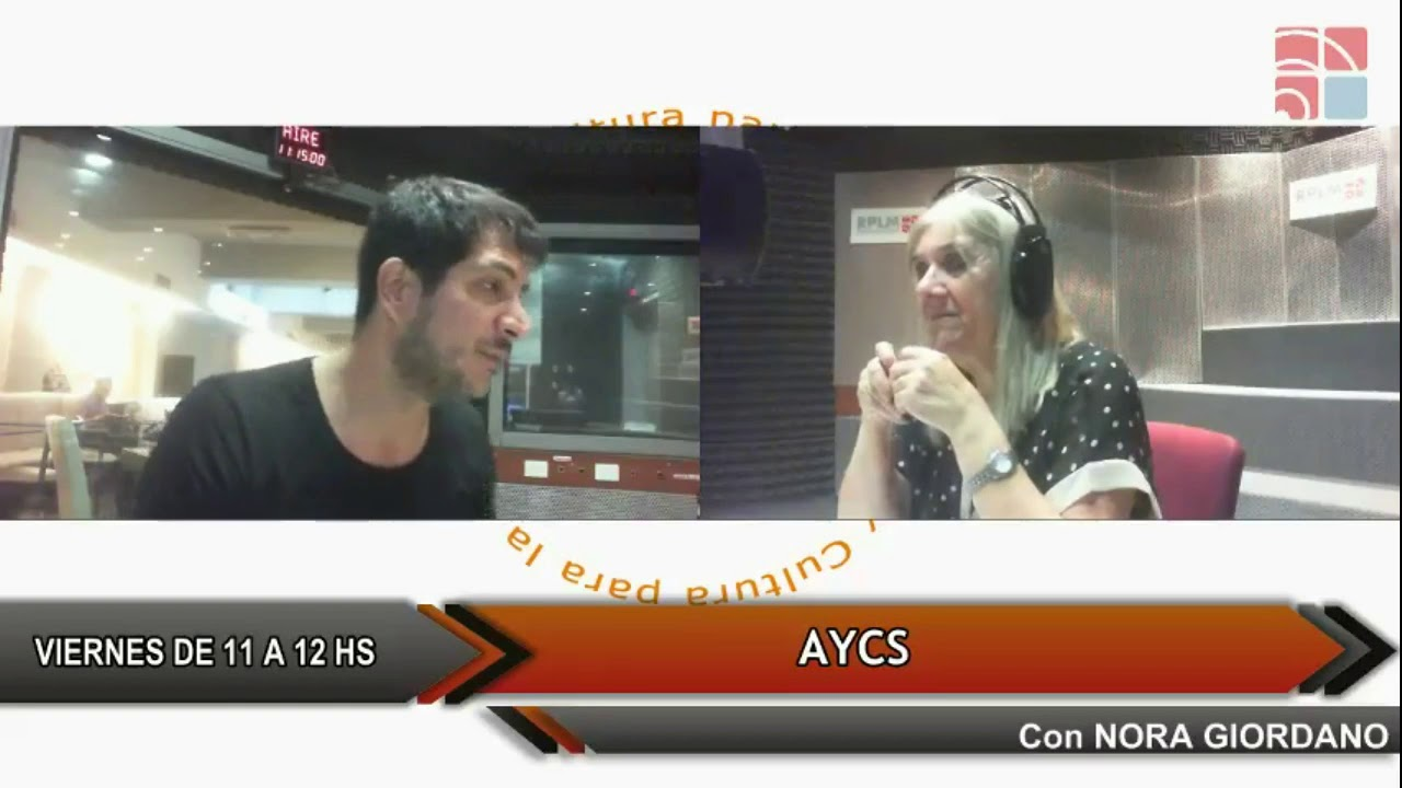 AyCS: Fundación Tres Pinos - 06.04.18