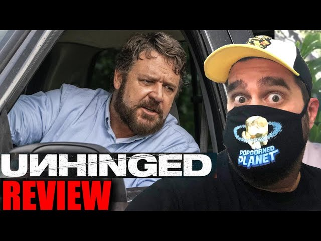 Is Russell Crowe's UNHINGED Theater Worthy? - Review