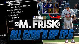 MLB The Show 18 Road to the Show - Amazing New Equipment Ep 6