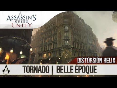Assassin's Creed Unity   Misión de Distorsión Helix   Tornado - Belle Époque   100%