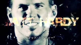 【TNA】マット・ハーディー選手 11月1日(土)両国国技館大会 参戦告知Movie
