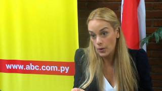 Lilian Tintori en ABC Color
