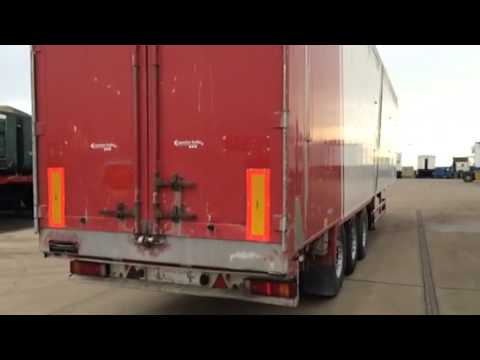 STAS Walking Floor For Sale Newton Trailers Limited