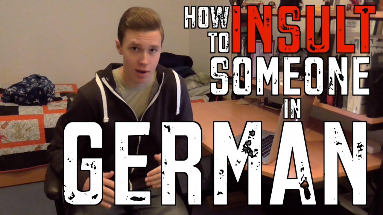 Insult Deutsch