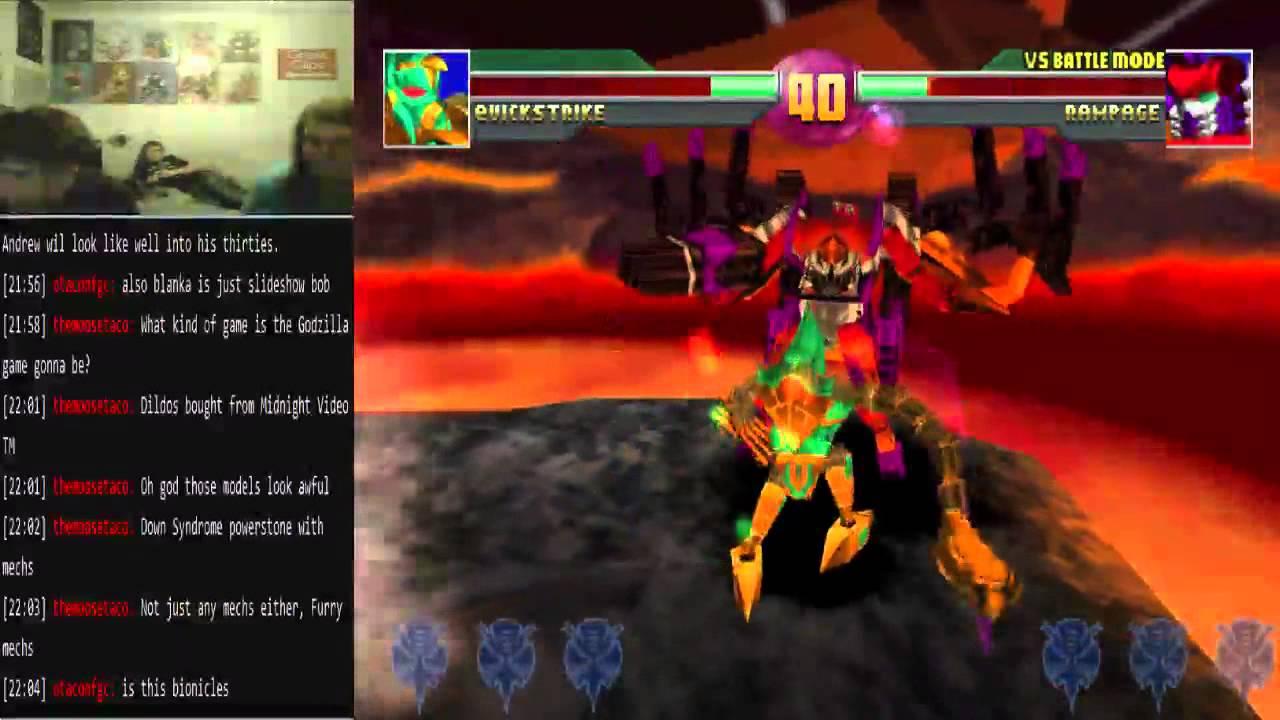 Beast Wars Stream