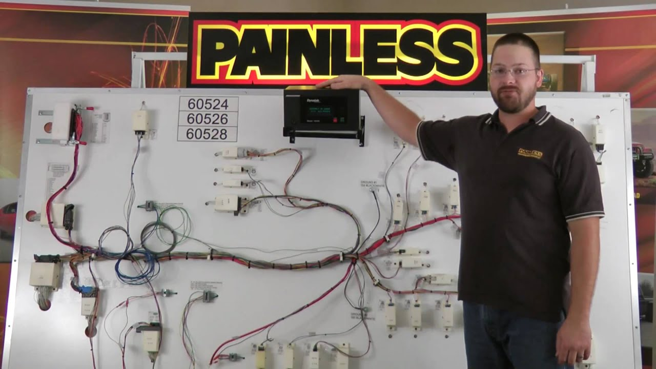 Test Trailer Wiring Harness Multimeter : Fuel injection harness testing process youtube