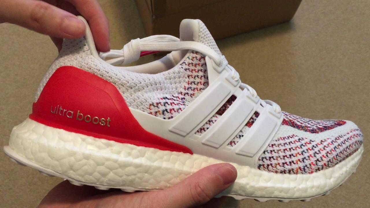 Adidas Ultra Boost Multicolor 2.0