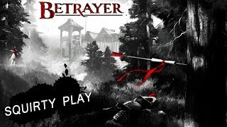 BETRAYER - A Good New Game On Steam!!!
