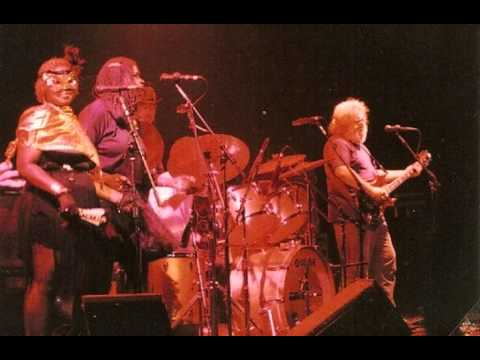 Jerry Garcia Band - Crazy Love 10/31/87
