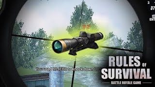 8X MADNESS! Rules of Survival PC Gameplay