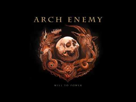 ARCH ENEMY # Will To Power # Full Album 2017