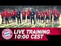 LIVE 🔴 | Final FC Bayern Training Session ahead of Celtic Glasgow