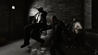 Max Payne 2 Kung Fu Edition