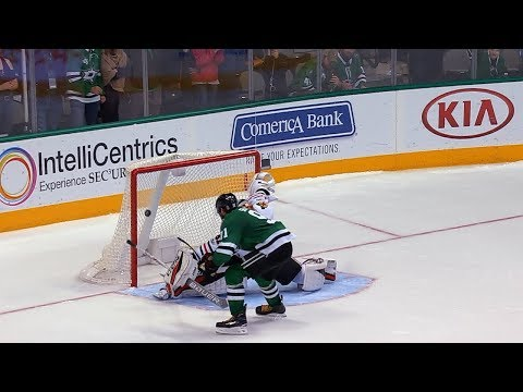Seguin, Radulov lift Stars to shootout victory