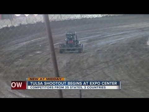 Tulsa shootout begins today at Expo Center