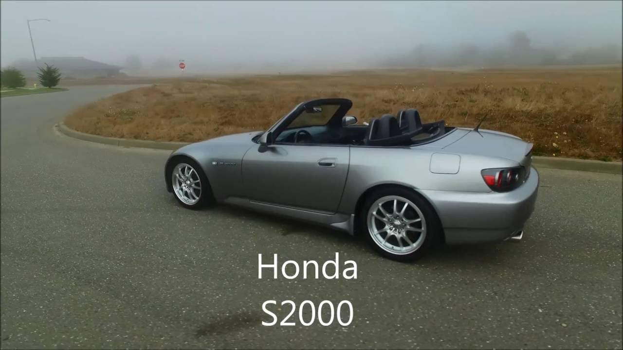 2004 honda s2000 walk around