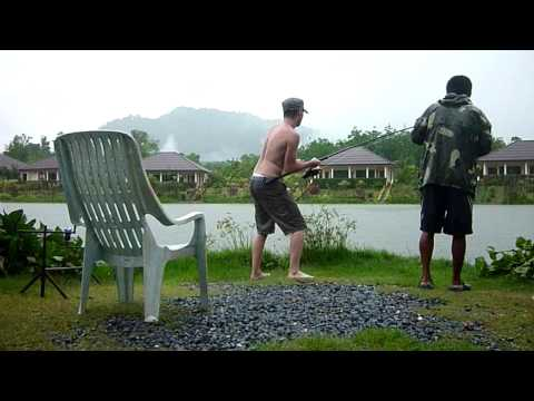 Fishing in Thailand (inc. Arapaima) Part 4 of 4