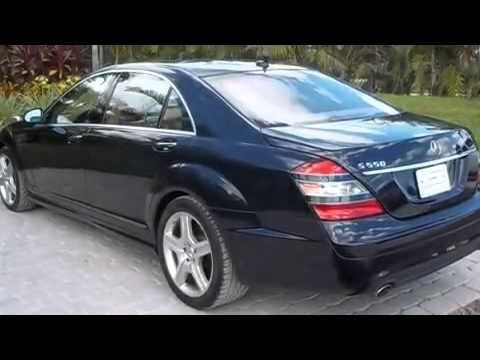 Pre Owned 2007 Mercedes Benz 5 5l V8 Miami Fl Youtube