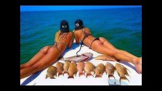 Видео с красивыми девушками на рыбалке, фото подборка