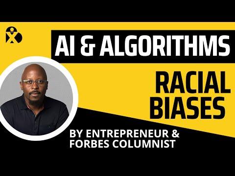 KX Event: Racial Bias Algorithms and Artificial Intelligence