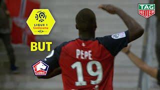 But Nicolas PEPE (85') / LOSC - AS Saint-Etienne (3-1)  (LOSC-ASSE)/ 2018-19