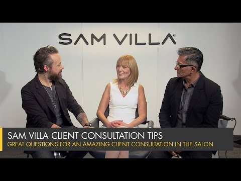 Great Questions for an Amazing Client Consultation in the Salon