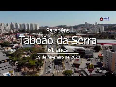 Homenagem aos 61 anos de Taboão da Serra