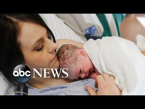 The Race To Prevent The Sudden Death Of Mothers In Childbirth In The U.S.