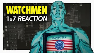 WATCHMEN (HBO) 1x7 | Reaction & Review | Episode 7