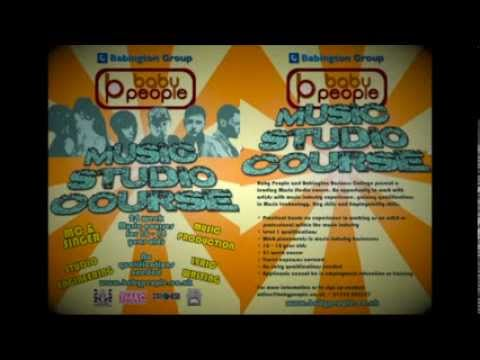 Baby People - Enrolling for Music studio college course now!!!
