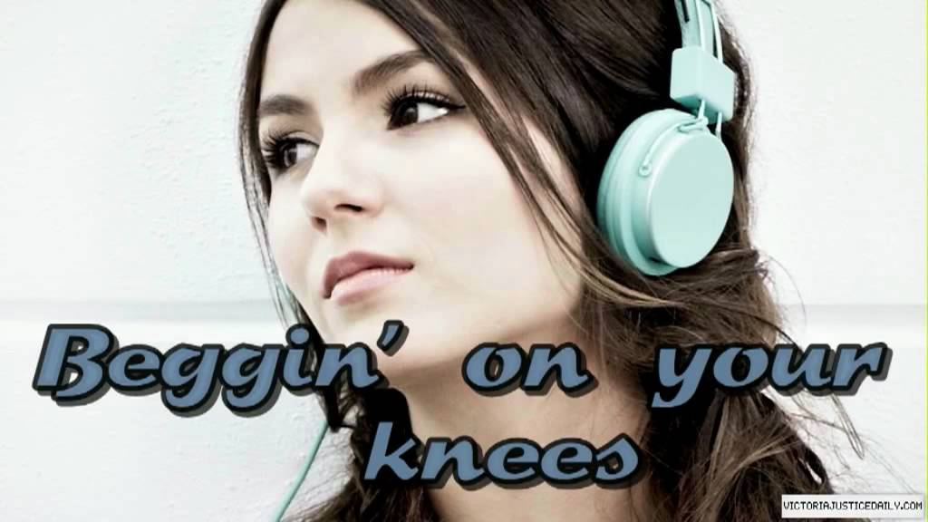 Victorious Cast – Beggin' On Your Knees Lyrics - genius.com